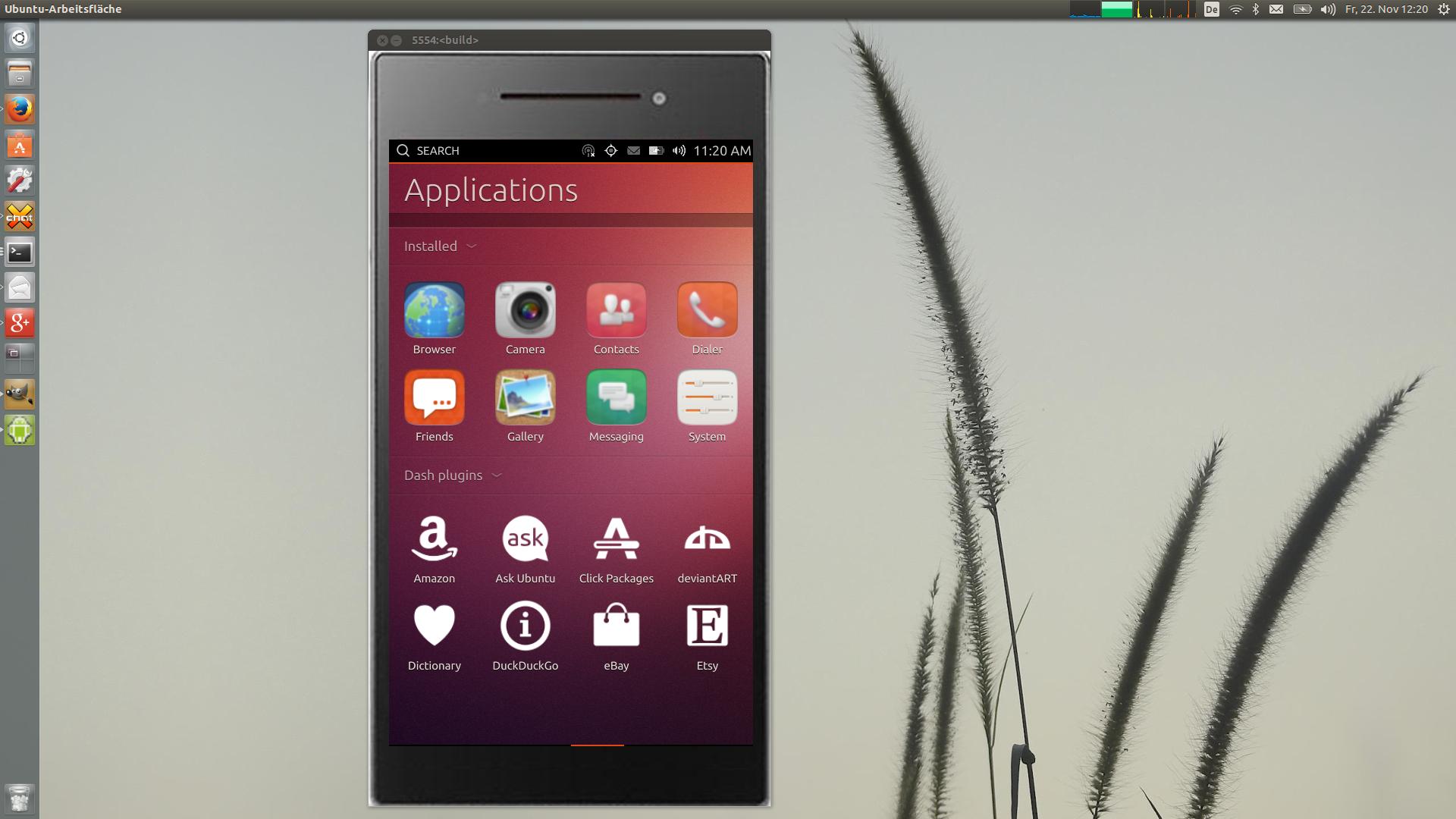 Ubuntu touch скачать прошивку